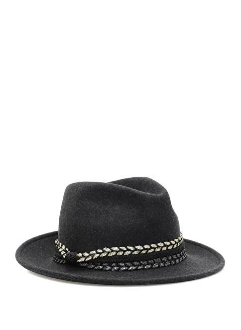 Ferruccio Vecchi Şapka Gri